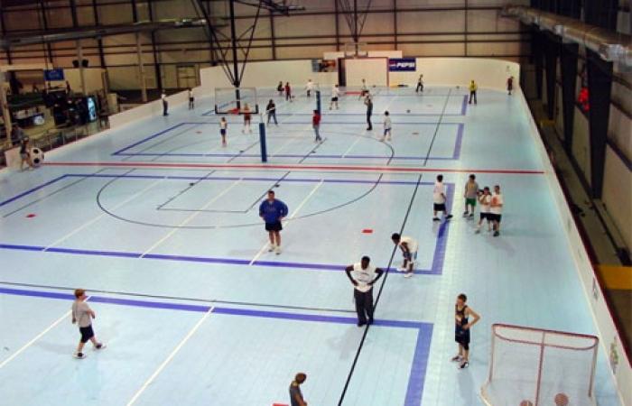 Ec Indoor Sports Court Pinnacle Indoor Sports